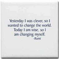 Changing Self 2