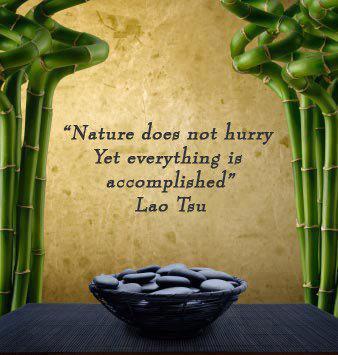 Natures Accomplishment